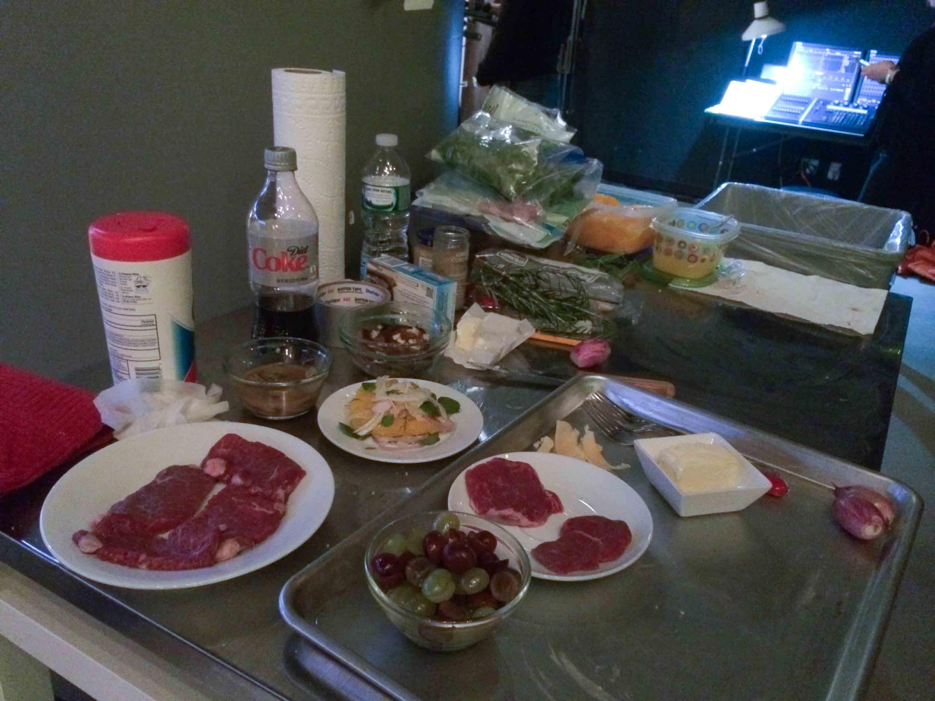 Food Network Katie Lee Succatsah Salad