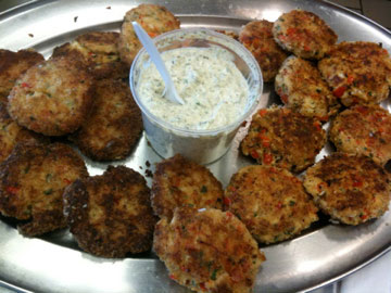 Spicy Crab Cakes