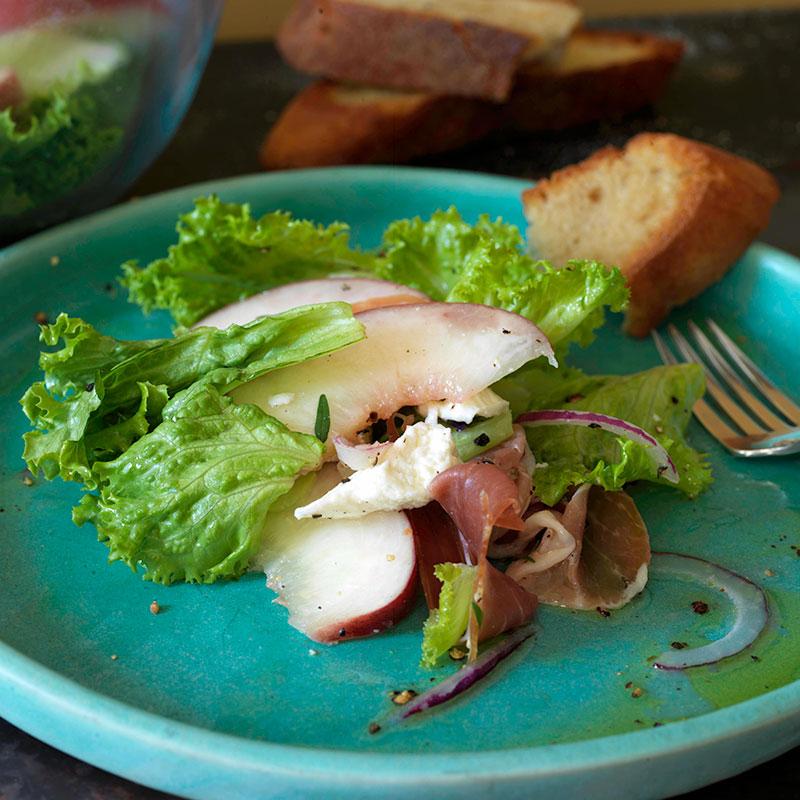 peach salad 2