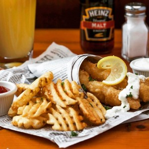 Fish and Chips hits the spot every time. #foodphotography for…