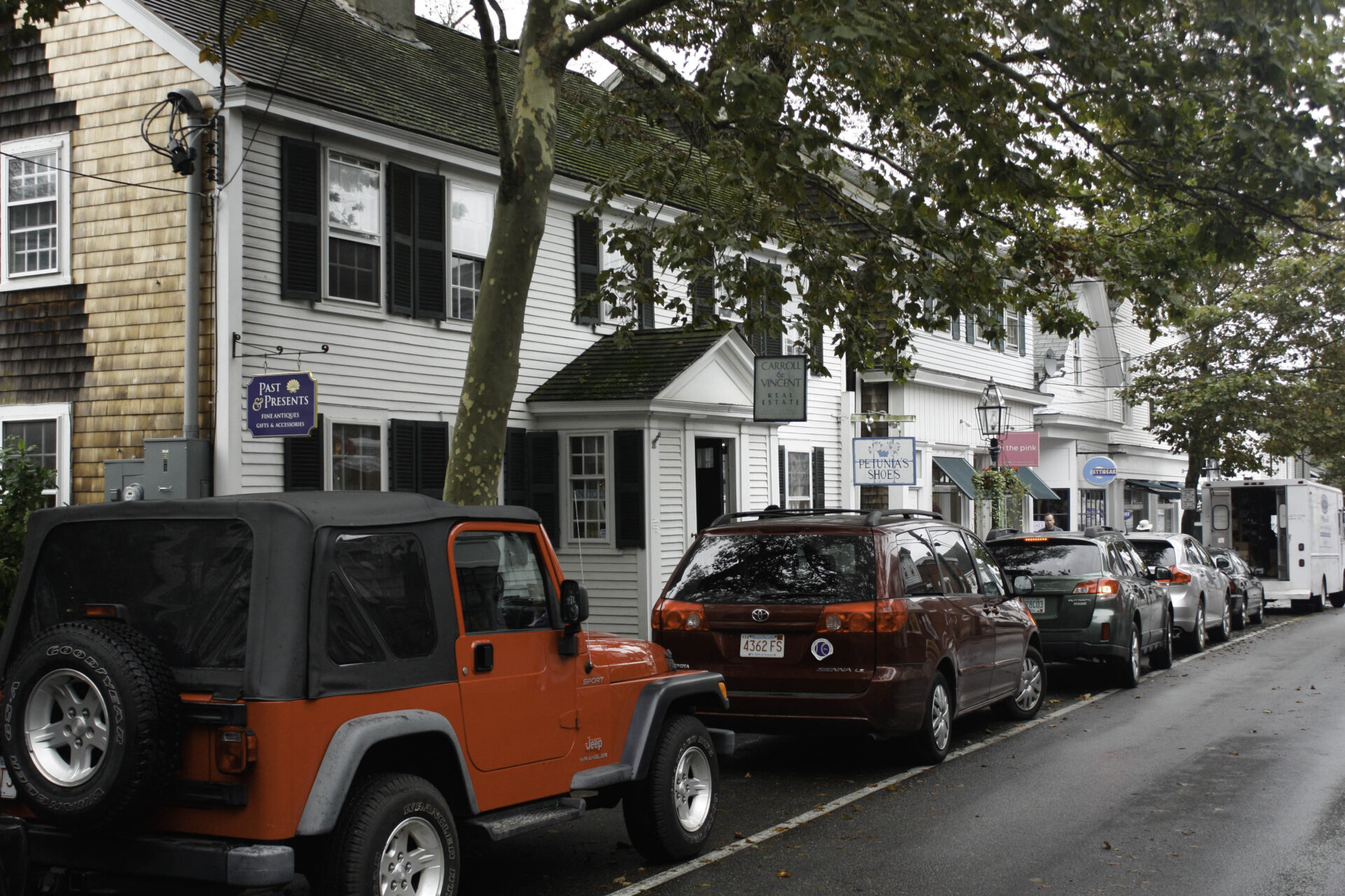 Main Street, Edgartown