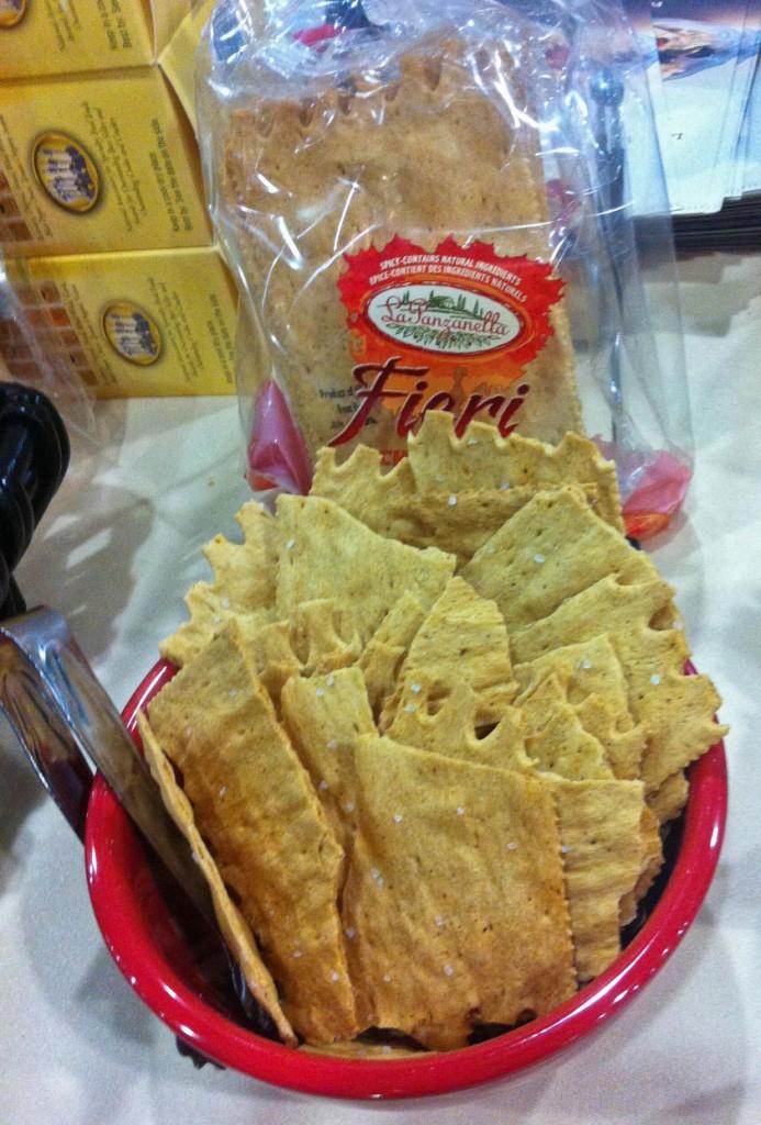 La Panzanella Crispbreads