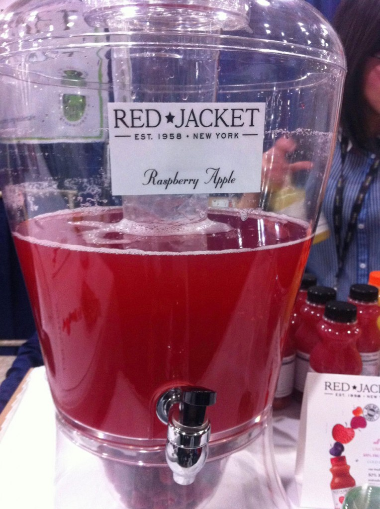 Red Jacket Orchards Apple Juice