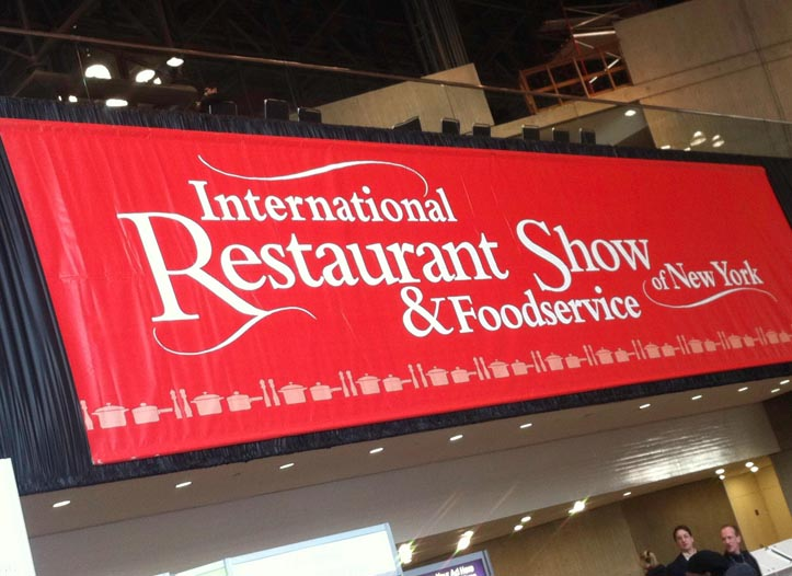Int'l Restaurant & Foodservice Show NY