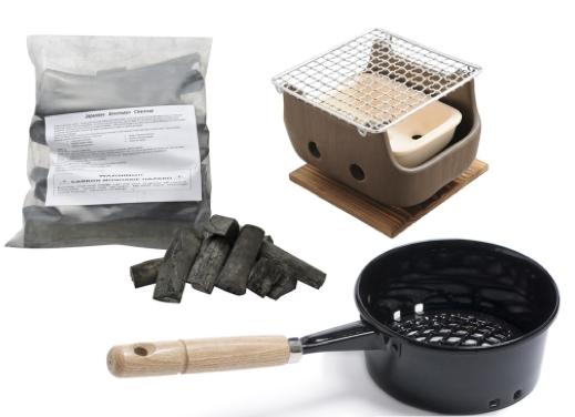 Konro Charcoal BBQ Grill