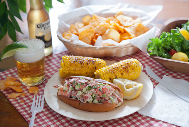 Lobster Rolls & July 4 Feast