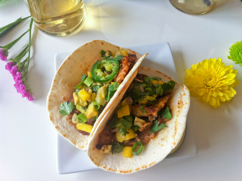 Cool off with some spicy fish tacos summer wine pairings for Spicy fish tacos