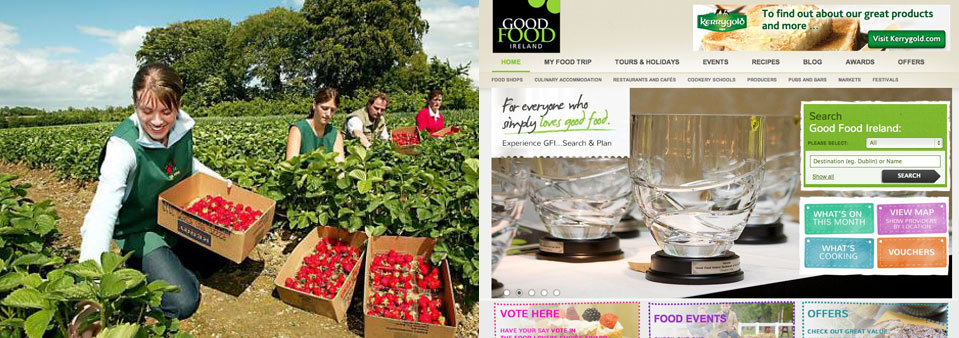Good Irish Food for a Good Cause: Good Food Ireland makes a U.S. Debut with Authentic Irish Food Products