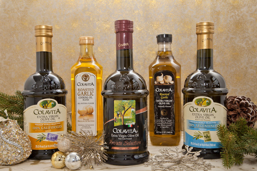 Colavita Olive Oil Collection