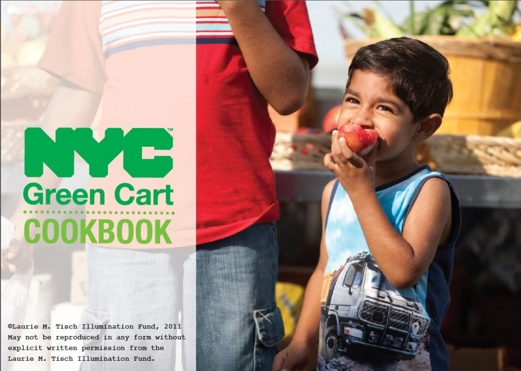 NYC Greencart Cookbook