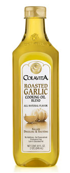 Colavita Roasted Garlic Oil Blend