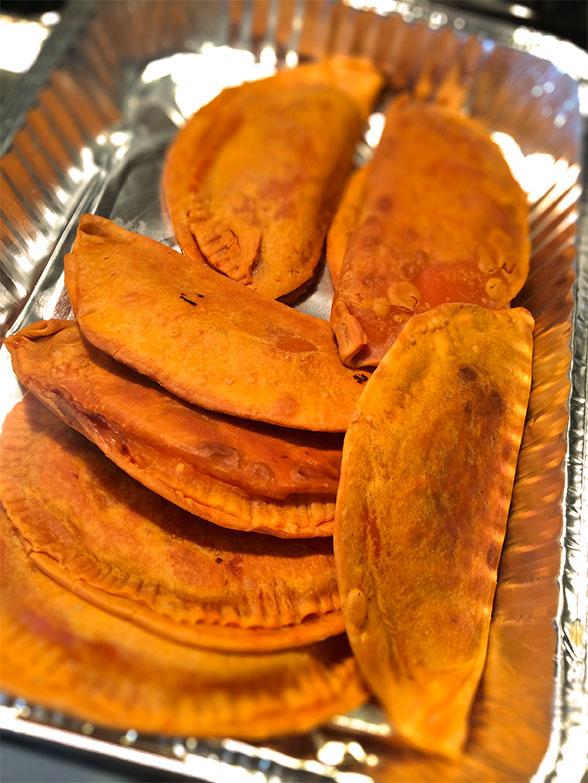 Chicken Empanadillas (Empanadas)