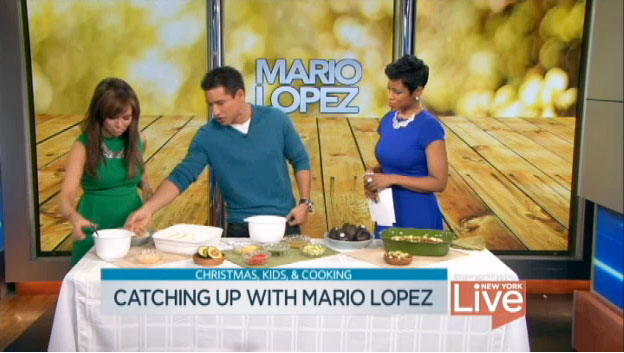 Mario Lopez NBC Live