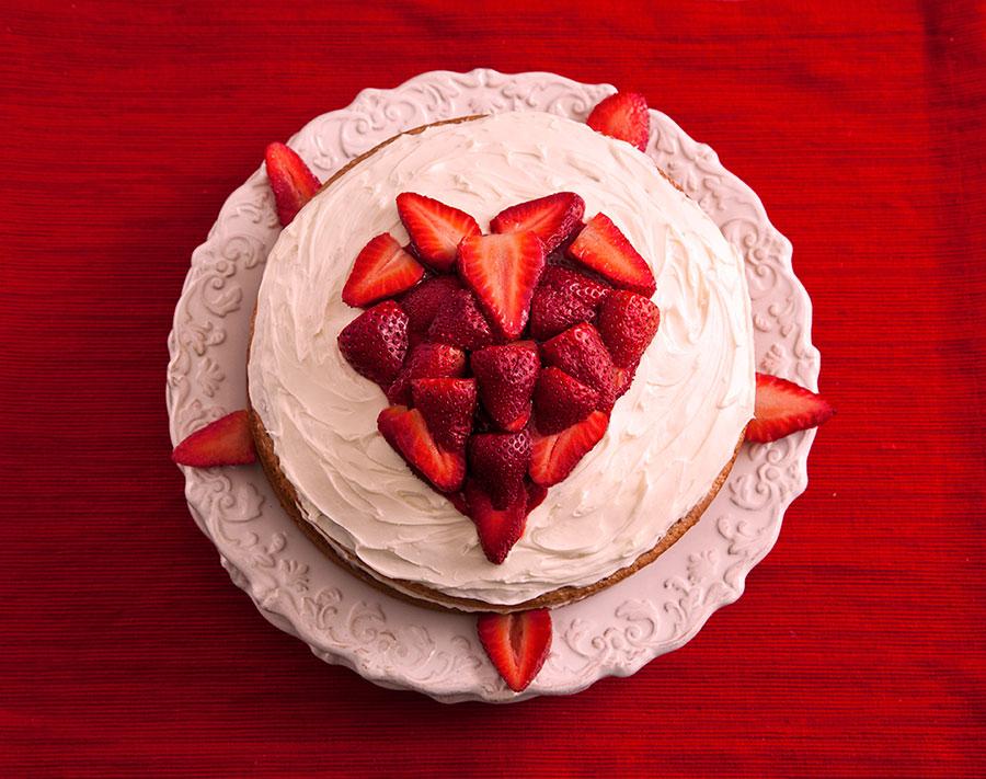 Gourmet Cake Photography
