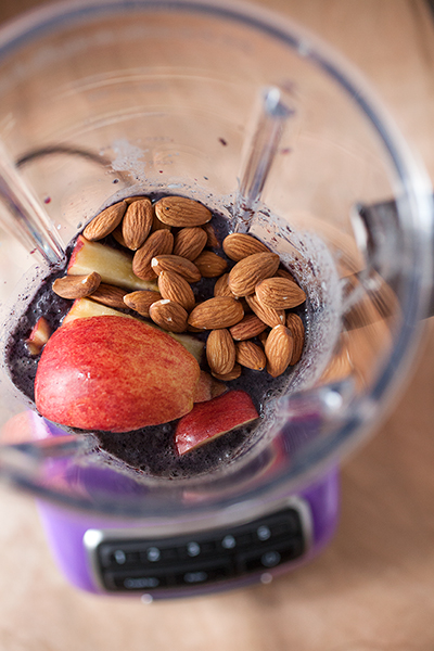 Fruit and Almonds KitchenAid Diamond Blender