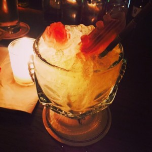 Gorgeous Sugar Loaf cocktail mixology nyc newyorkcity downtown instagood Ihellip
