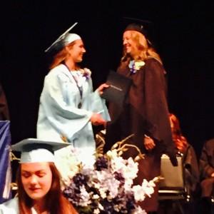 Congrats to the Graduate my niece Rylin McGee Salutatorian ofhellip