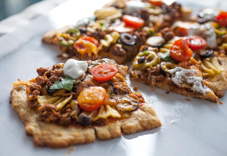 Taco Pizza 3