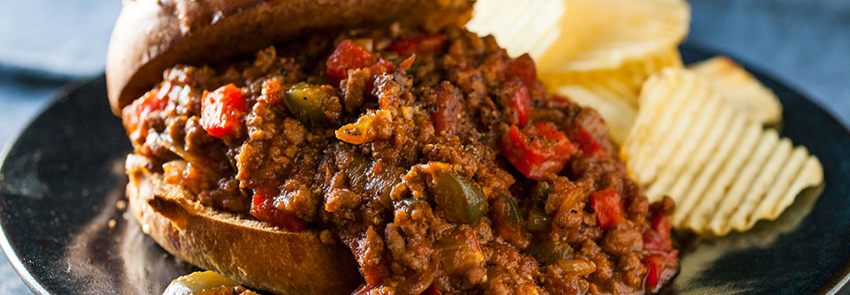 Devilishly Good: Sriracha Jalapeno Honey Sloppy Joes