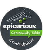 Epicurious Community Table Contributor