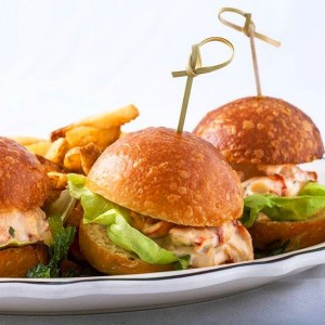 Lobster Sliders - I shot these beauties for Bills 54…