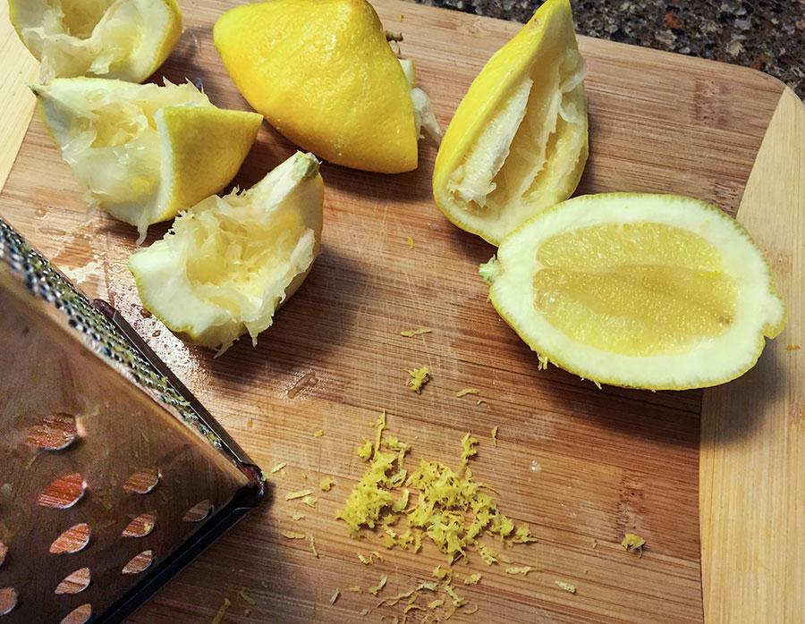 Zest Lemons