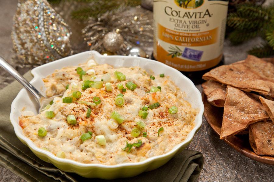 Parmesan-Garlic-Artichoke-Dip
