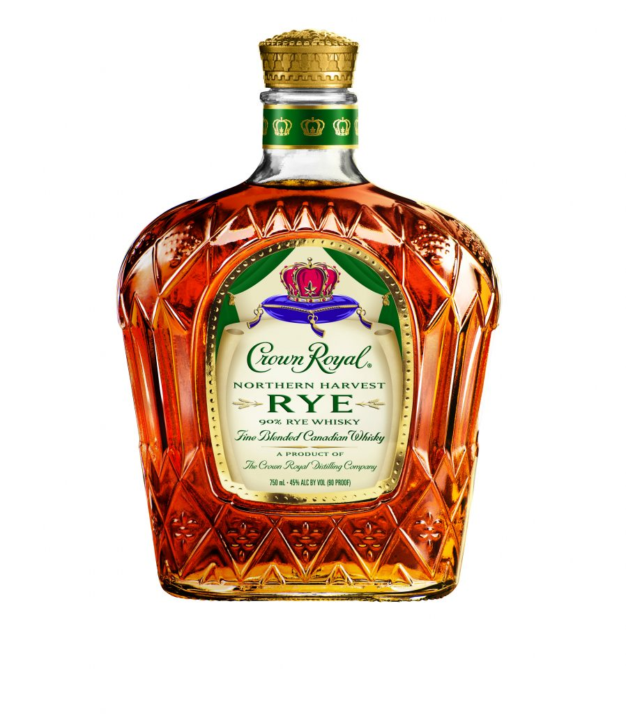Crown Royal Northern Harvest Rye_bottle shot