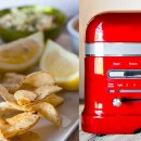 King Crab BLT's + a Gorgeous New Candy Red Toaster | KitchenAid Blog
