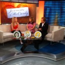 Food Styling for Birds Eye Healthy Eating TV Segment on CBS with Jennette McCurdy!